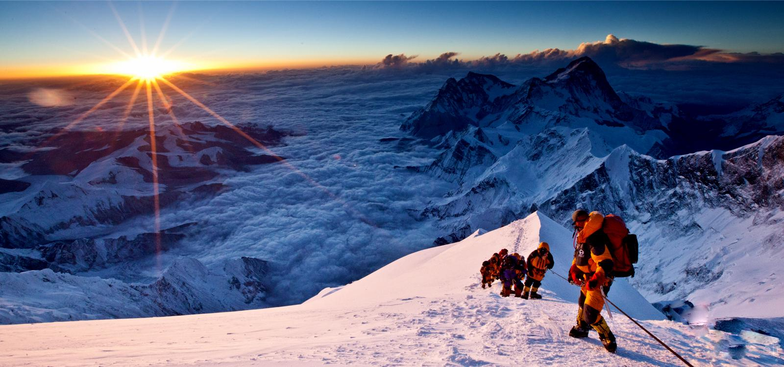 Climbing and Expedition