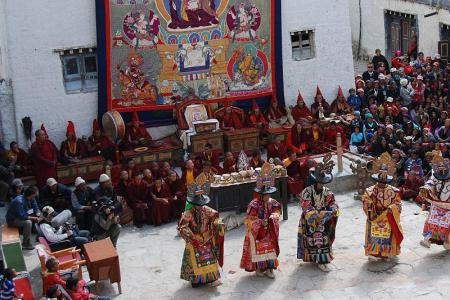 Mustang: Tiji festival in Lo-Manthang 2018
