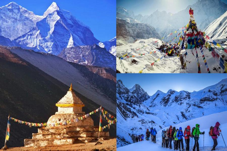 Have you tried Trekking In Nepal ?