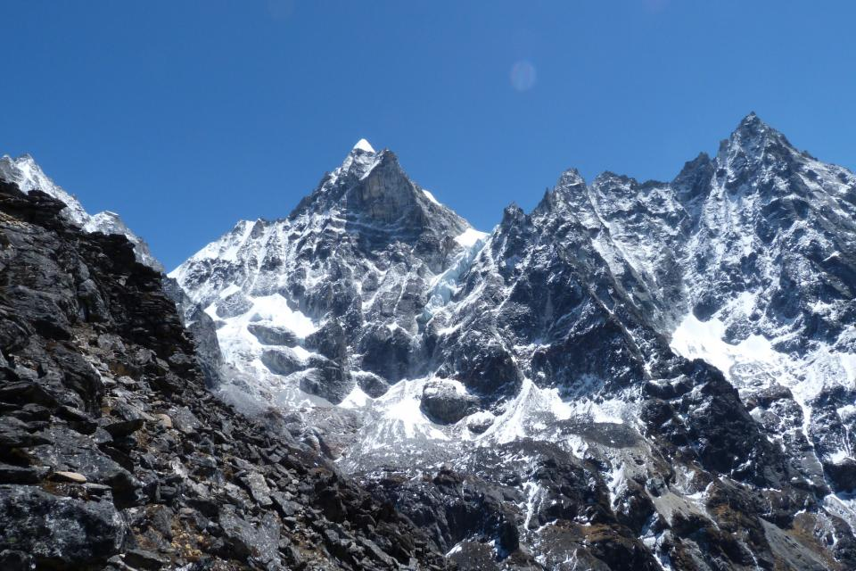 Lobuche East and Kyajo Ri Peak Climbing