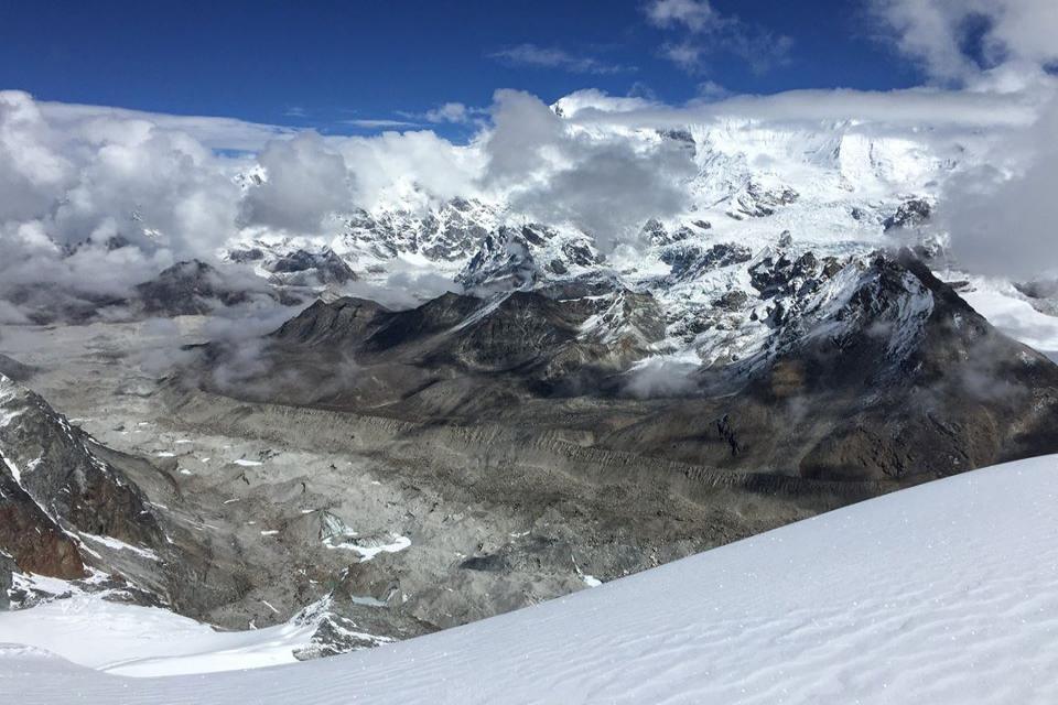 Nirekha Peak Climbing in Everest Region