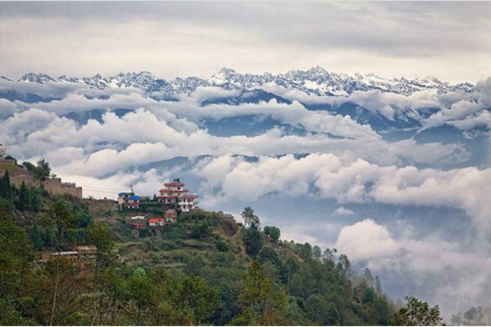 Nagarkot Hiking