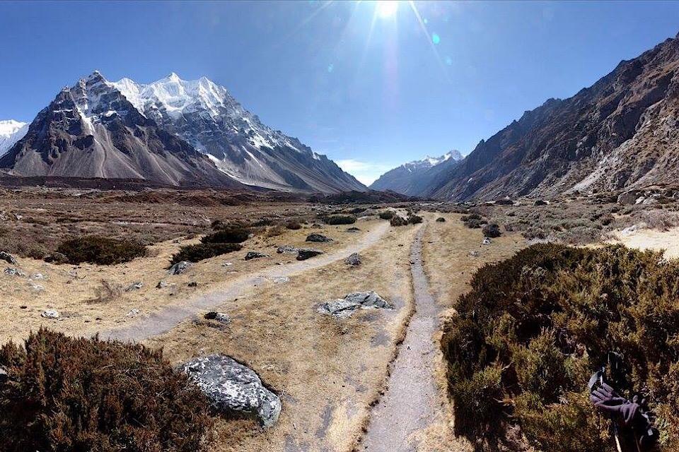 Kanchenjunga Circuit Trek
