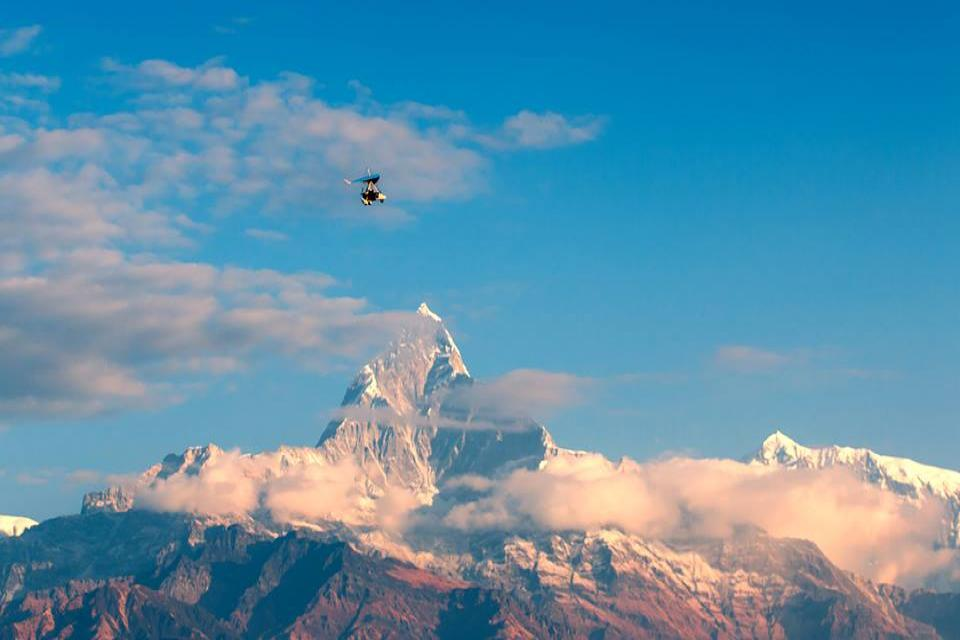 Discover Nepal Holiday with Everest Flight