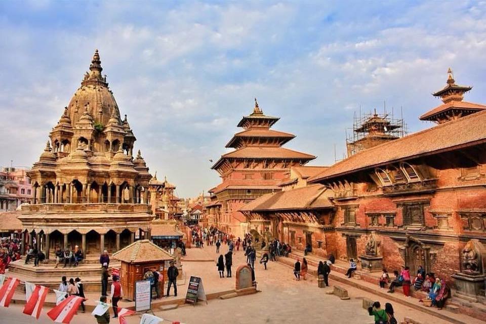 Kathmandu Valley Temples & Pagodas Tour