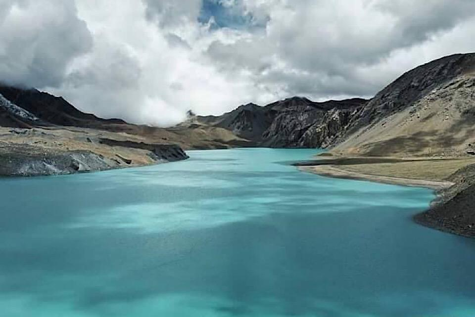 Tilicho Lake and Thorong La Pass Trek