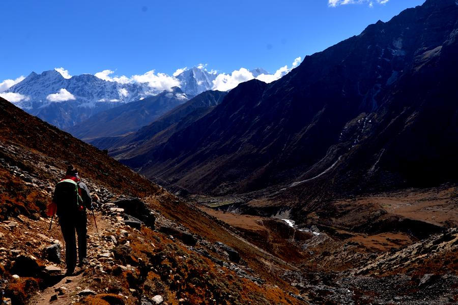 Everest Renjola Pass Trek