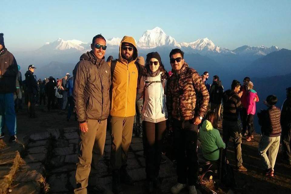 Ghorepani Poon Hill Ghandruk trek