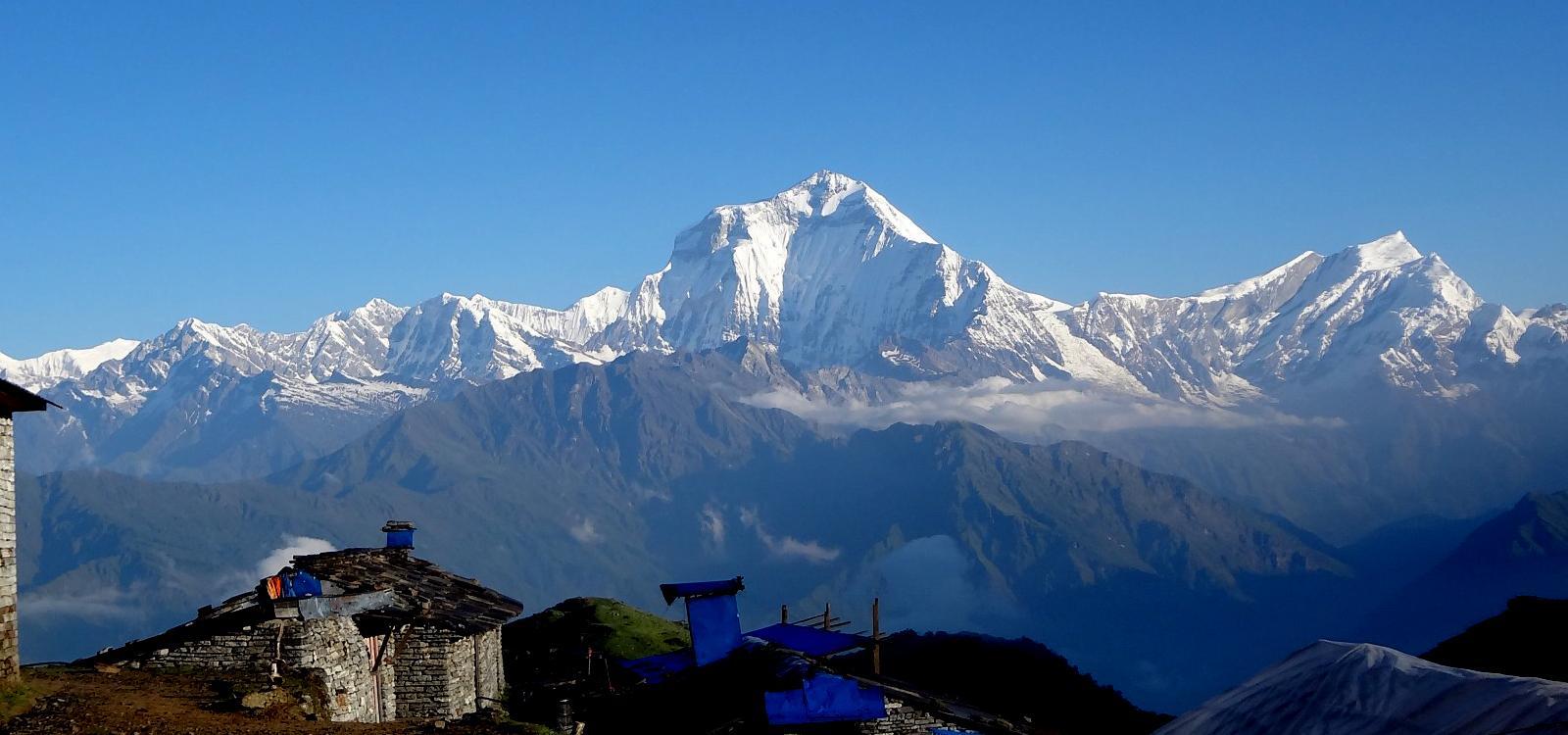 Khopra Ridge Trek of the Annapurna region