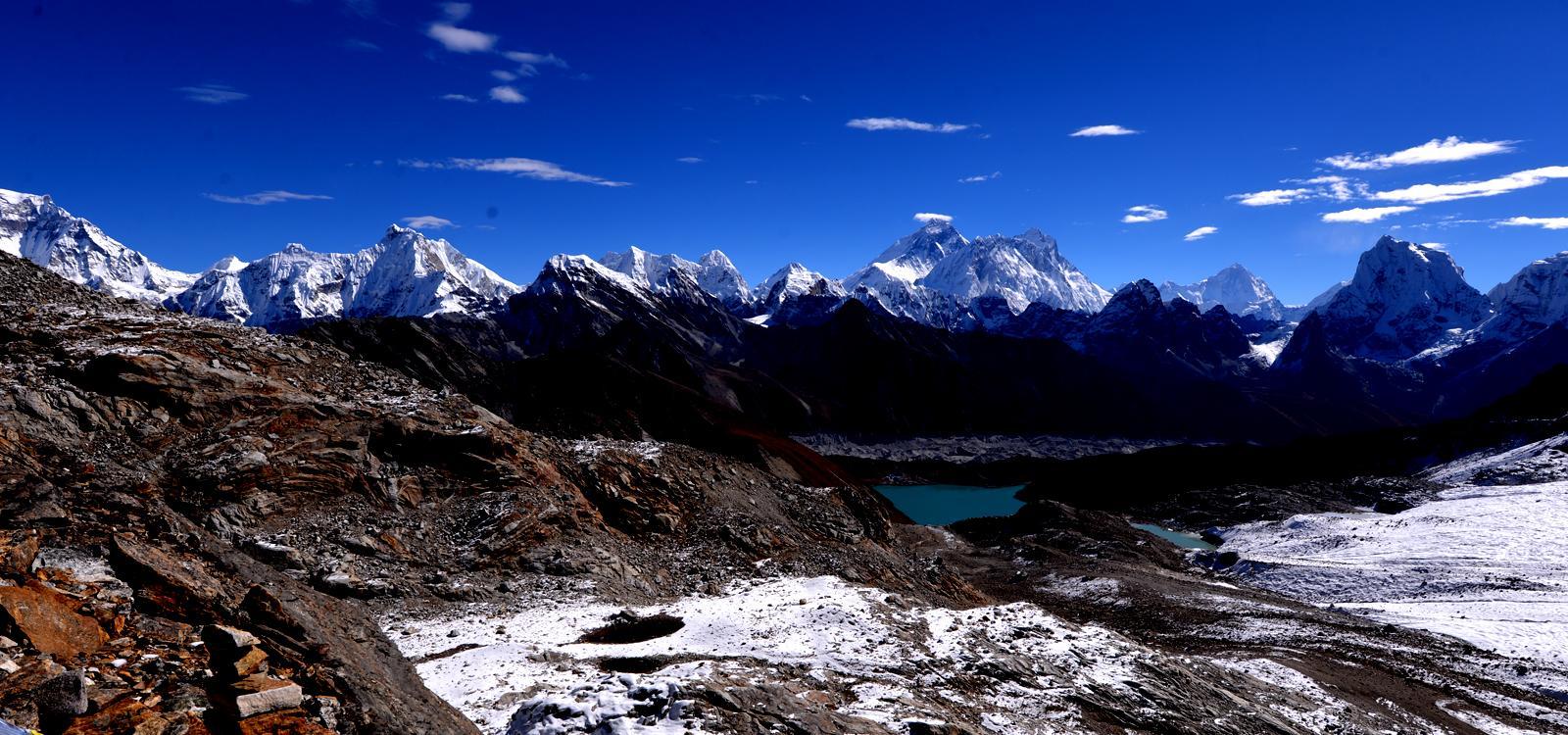 Everest Renjola Pass Trek