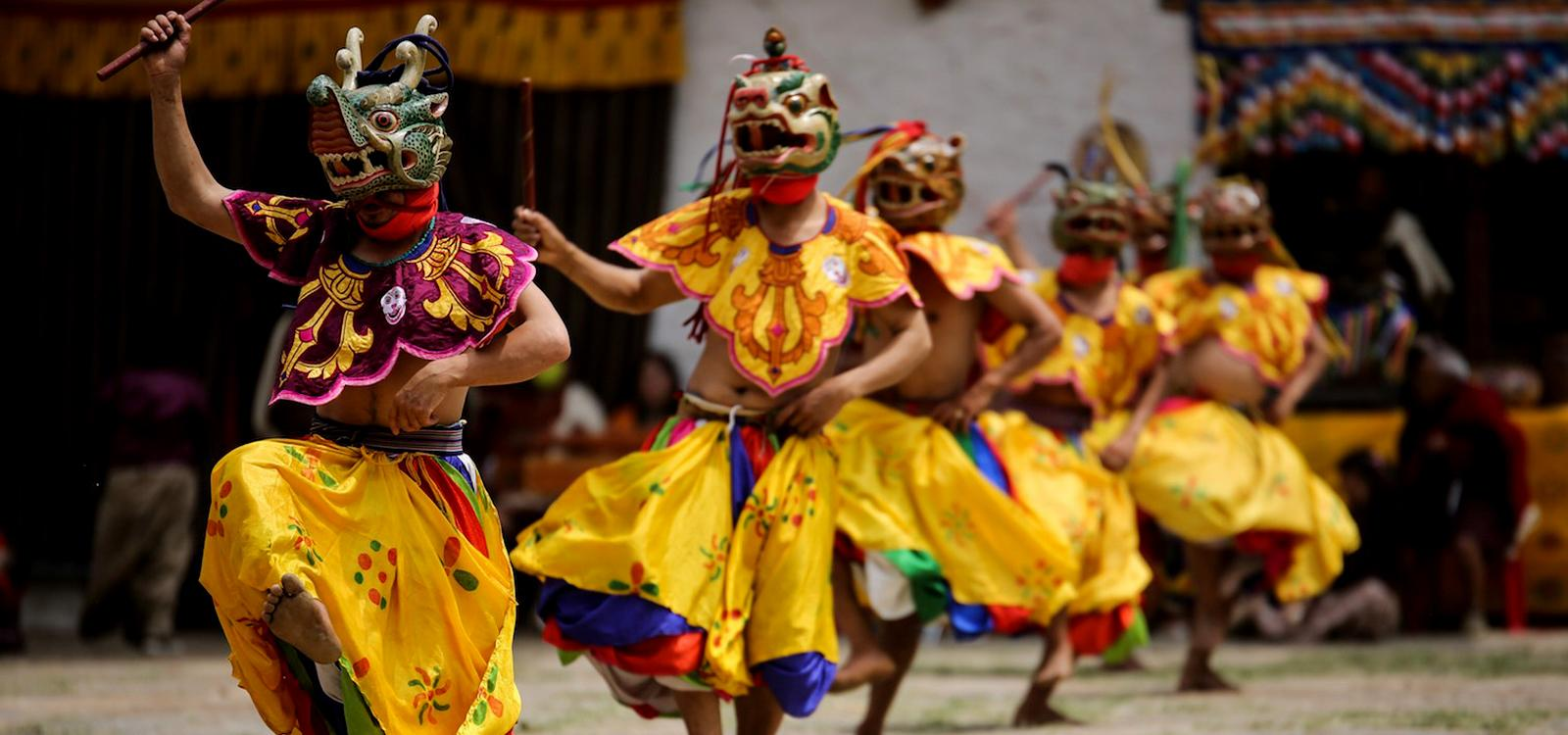 Arts and Archery Tours of Bhutan